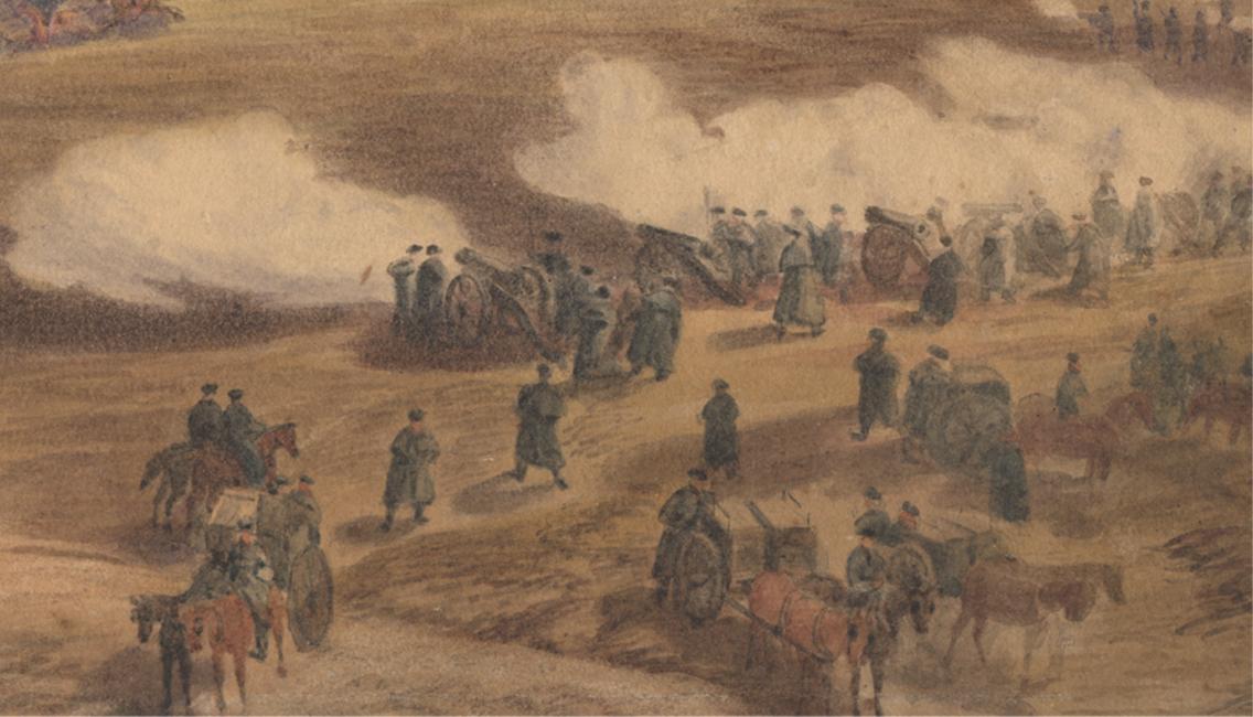William Simpson's Crimean War Drawings'